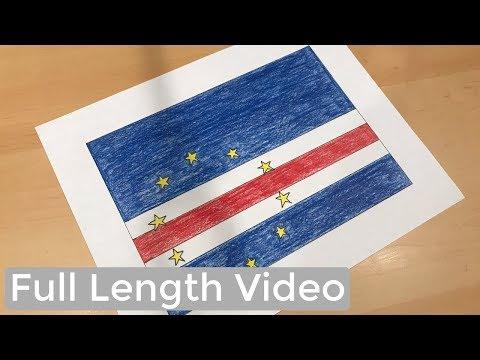 Full Length Video: Cape Verde (Cabo Verde)
