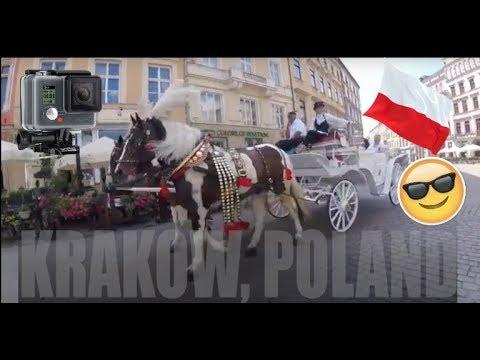 Krakow, Poland - Travel Video - 2017
