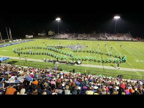 Amherst Marching Comets - September 16th, 2017