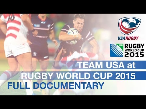 USA at Rugby World Cup FULL DOCUMENTARY