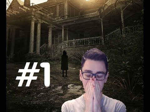 Resident Evil 7 Part 1 - Finding Mia