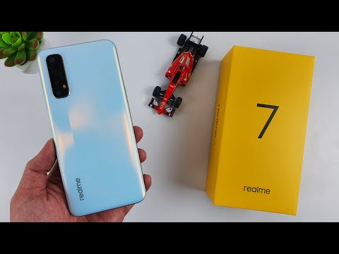 Realme 7 Unboxing | Hands-On, Design, Unbox, Set Up new, Camera Test