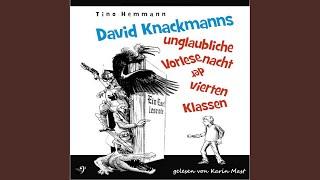 Kapitel 65 - David Knackmanns unglaubliche Vorlesenacht der vierten Klassen mp3