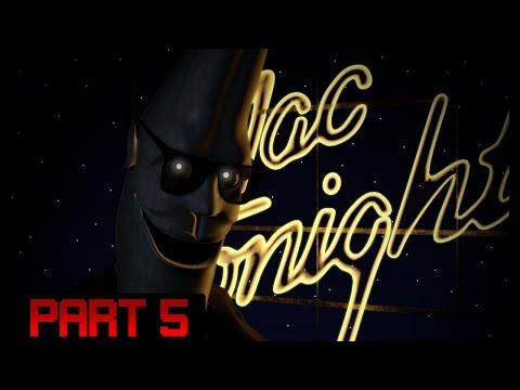 Five Nights With Mac Tonight's Remastered(Gameplay)(Part 5)