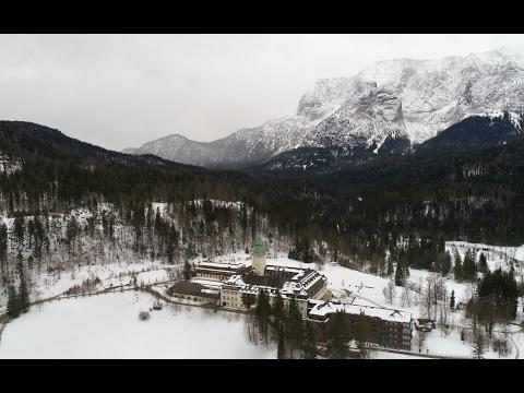 Winter In Bavaria.