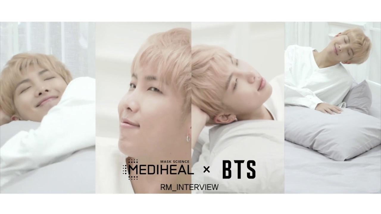 [메디힐(MEDIHEAL) X 방탄소년단(BTS)] RM'S STORY