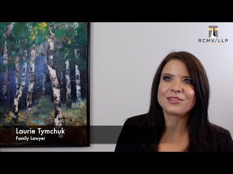 Laurie Tymchuk Calgary lawyer at RCMV LLP family law.
