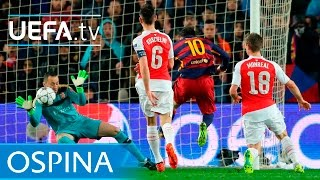 David Ospina - Save of the season?