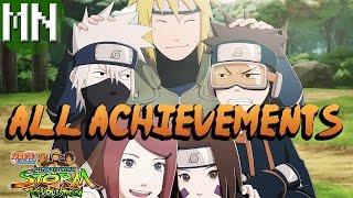 Naruto Shippuden: Ultimate Ninja Storm Revolution | Achievement Overview