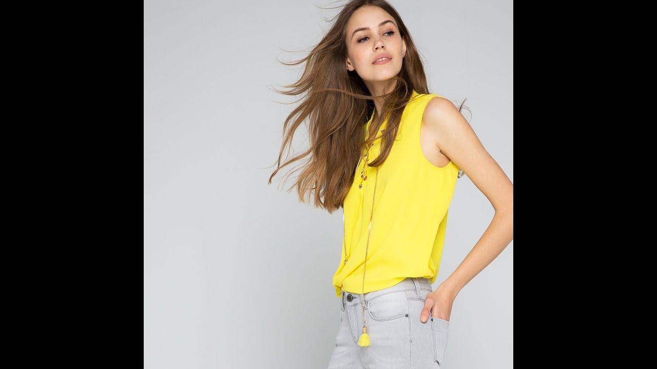 Son Moda Bluz Modelleri
