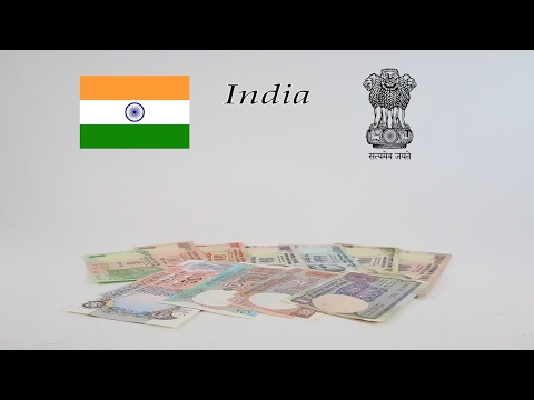 Episode #11 - INDIA - Rupee Banknotes in the Lion Capital and Mahatma Gandhi Series