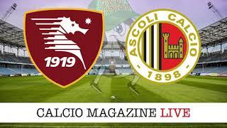 Salernitana vs ascoli v highlights live match today results sa...