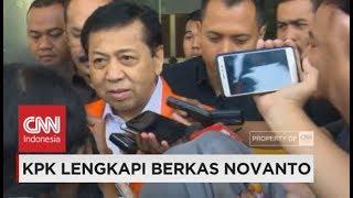 Berkas KPK Lengkap, Setya Novanto Segera Sidang Kasus Korupsi eKTP