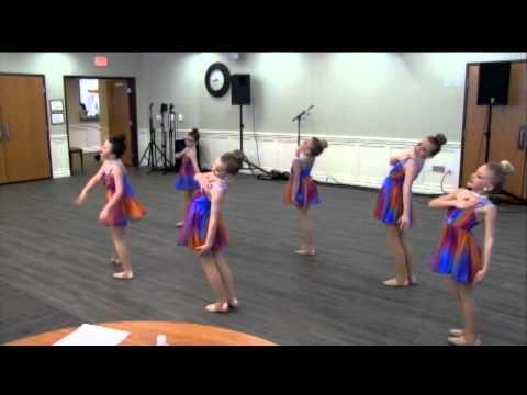 2015 ONTV Food Drive - Broadway Dance Company