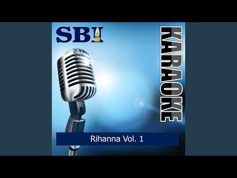 Love The Way You Lie (Duet) (Karaoke Version)