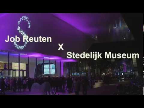 Job Reuten Stedelijk Museum Amsterdam