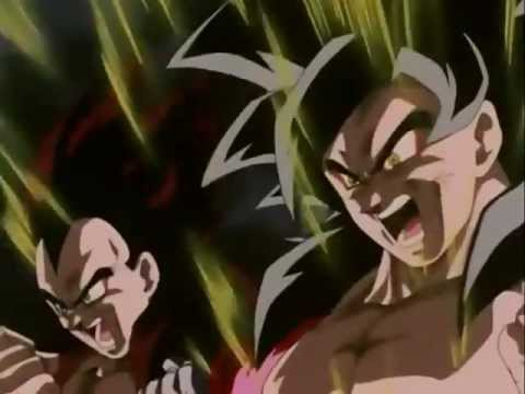 Dragon Ball GT - Sigla completa [HD]