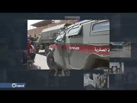ميليشيا أسد الطائفية تنفذ حملة اعتقالات في مدينة الشيخ مسكين بدرعا - سوريا  - نشر قبل 12 ساعة