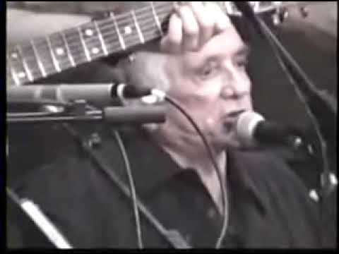 Johnny Cash's last performance at The Carter Fold Ranch 2003