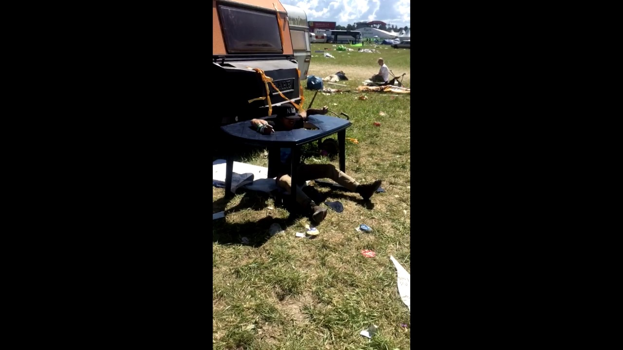 Funny Video: Hold My Beer While I Jump Through This Table