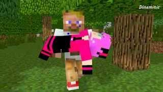 Голодные игры Летсплейщиков. Minecraft Мультики Сериал. The Hunger Games(Minecraft Animation)