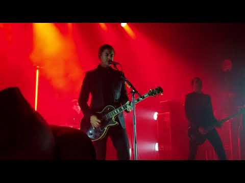 """Interpol-""""If You Really Love Nothing""""Live@Union Transfer Philadelphia Pa 8/23/18"""