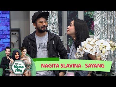 Unch! Nagita Slavina Nyanyi Lagu [SAYANG] Ke Raffi Ahmad - Rumah Mama Amy (11/7)