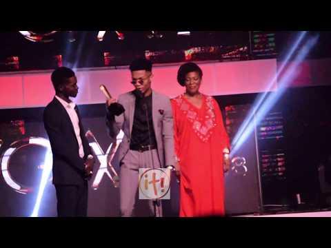 Kidi accepts Highlife song of the year award - VGMA 2018