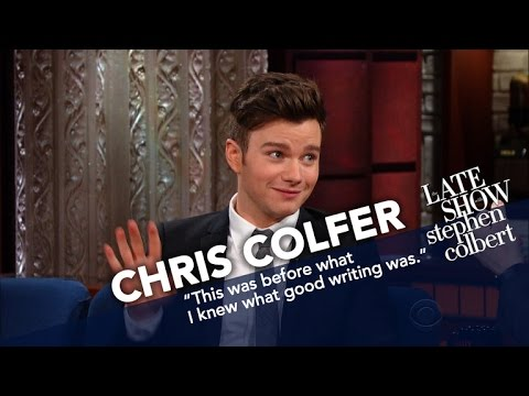 Chris Colfer Wrote A Dark 'Candyland' Fan Fiction Musical