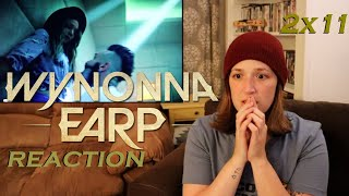 Wynonna Earp Reaction 2x11 - Gone as a Girl Can Get