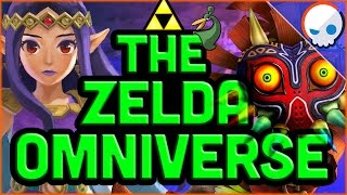 Zelda Theory: The Multiverse and the Timeline | Gnoggin