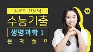 [마더텅] [생명과학Ⅰ] 2016학년도 수능 5번 (해…