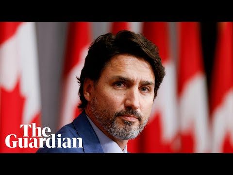 Justin Trudeau: Covid pandemic 'really sucks' but better days are coming