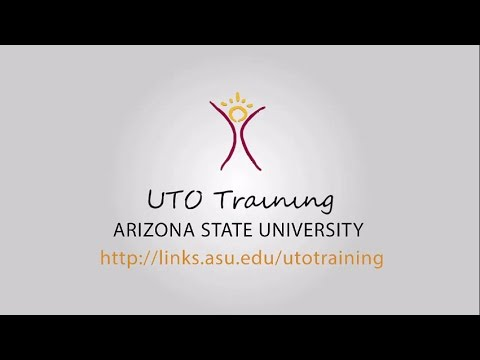 My ASU 101 View Online Classes