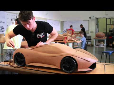 Automotive Design at Swansea College of Art UWTSD