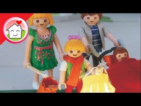 Playmobil Film deutsch Laternenumzug / St. Martin von family stories