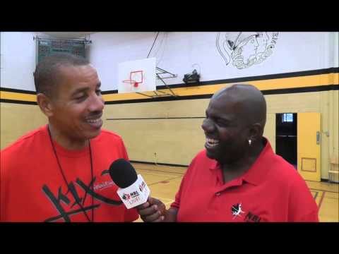 London Lightning Team Up With YMCA To Deliver Youth Basketball Camps!