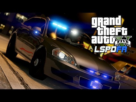 GTA 5 LSPDFR #32 - Grove Drug Bust | LSPDFR Police Mod Patrol in an Unmarked 2016 Chevy Impala ELS
