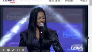 "Jessica Reedy ""Have Faith in Me"" pt 2 Sermonette Kim Burrell Tribute"