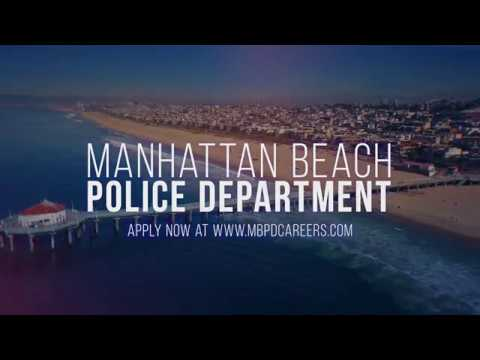 Manhattan Beach Police Department Recruitment Video