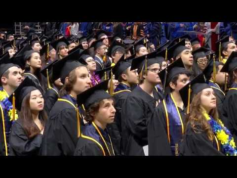 UC Berkeley Winter Commencement Ceremony and Investiture of Chancellor Christ