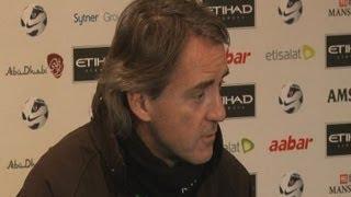 "Roberto Mancini: ""All to play for"""