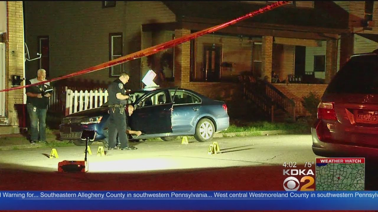 Download Police: Pizza Delivery Driver Shoots, Kills Attacker In Beaver Falls