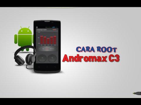 Cara Root Andromax C3 - YouTube
