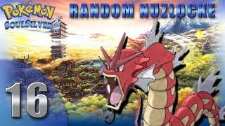 Pokémon Soul Silver [Random Nuzlocke] n°16 - Le Lac Colère !