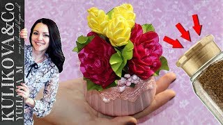 Подарок на 8 марта своими руками Yuliana M