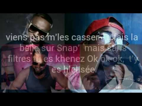 Alonzo Feu D Artifice Ft Mhd Lyrics Youtube