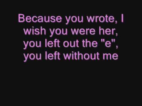 flirting games romance youtube lyrics clean
