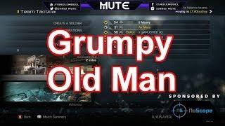 Grumpy Old Man: You Suck D*** Kid!! (team tactical)