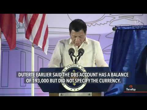 Singapore bank says it has no Trillanes account